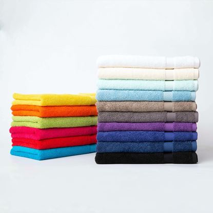 """Picture of """"MILDTOUCH"""" 100%  Combed Cotton Towel"""