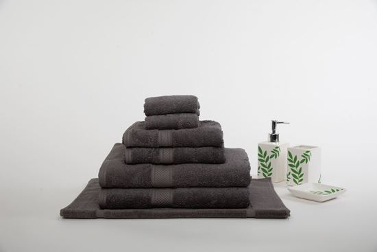 "Picture of ""MILDTOUCH"" 100% Egyptian Cotton 7PC Bath Towel Set"
